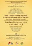 TURAN ARSLAN - İslami İlimlerin Arap Diliyle Öğrenimi Akademik Çerçevede Ele Alınacak