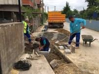 UZUNTARLA - Kartepe'de Çevre Düzenleme Çalışmaları Sürüyor
