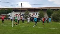 KAZAN DAİRESİ - Kayseri Şeker Voleybol Turnuvası Başladı