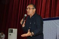 FAHRETTİN PAŞA - Sunay Akın ''Türkiye Yarı Aydın Cennetidir''