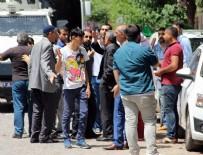 İDRIS BALUKEN - Sur'da HDP heyetine tepki