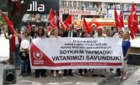 KAZIM ÖZALP - Vatan Partililerden Alman Meclisine Uyarı