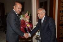 KENAN YILMAZ - Ahilik Haftası İl Kutlama Komitesi'nden Başkan Sözlü'ye Ziyaret