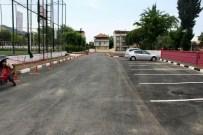 BARIŞ MANÇO - Alaşehir Belediyesi'nden Rahatlatan Yol Çalışması