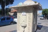 Başkan Şirin, İkram Çeşmesine Zarar Verenleri Kınadı