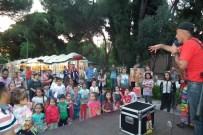 SİHİRBAZLIK - Bay Muhteşem Show Efeleri Coşturdu