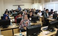 SINAV MERKEZLERİ - Fırat Üniversitesi Yabancı Öğrenci Alım Sınavları Yapıldı