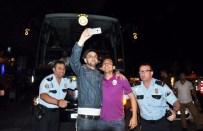 HAKAN KADIR BALTA - Galatasaray Antalya'da