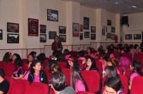 RECEP GARIP - Kaleiçi Edebiyat Günleri Manavgat'ta