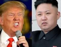 KİM JONG UN - Kuzey Kore'den Trump'a ret