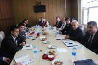 MEHMET GÜNDOĞDU - Muş'ta Koordinasyon Toplantısı