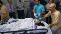 İNTIHAR - 2 çocuk annesi, 2'nci kat penceresinden ölüme atladı