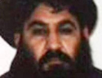 Öldürülen Taliban liderine DNA testi yapılacak