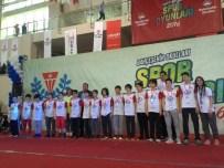 SARP LEVENDOĞLU - Bahçeşehir Okulları Spor Oyunları İle Buluştu