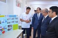 DENIZ ZEYREK - Başkan Gülcüoğlu 'Gelecek Adına Umutluyuz'