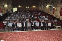 HİDAYET SARI - Bozova'da Urfa Fıstığı Yetiştiriciliği Paneli Düzenlendi