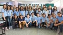 Burhaniye Anadolu Lisesi TÜBİTAK Bilim Fuarı
