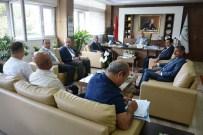 MESUT YAKUTA - DSİ'de Finike Ve Kumluca Sulaması Toplantısı