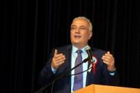 PLAN BÜTÇE KOMİSYONU - Ekonomi Eski Bakanı Mustafa Elitaş'a 'Yılın Ahisi' Ödülü Verildi