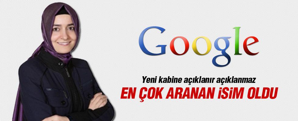 Google'da en çok aranan isim oldu