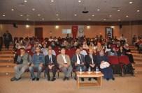 FAIK YILMAZ - Iğdır Üniversitesi'nde 'İslam Düşüncesinde Edebiyat Geleneği' Konulu Konferans