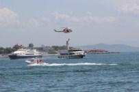 VASIP ŞAHIN - İstanbul'da Sahil Güvenlik'ten Nefes Kesen Tatbikat