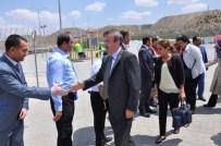 NURSAL ÇAKıROĞLU - Meclis Araştırma Komisyonu Nizip Çadır Kentte İnceleme Yaptı