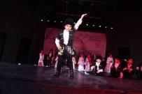 SALSA - Minikler Dans Şovları İle Büyüledi