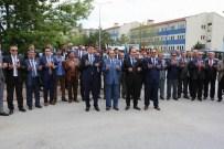 SEZGIN ÜÇÜNCÜ - Sivas'ta Ahilik Haftası Kutlandı