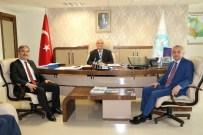 TURGAY ŞIRIN - Turgutlu'daki Afet Sonrası Acil Eylem Planı Oluşturuldu