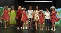 CENGIZ YıLMAZ - Urlalı Miniklerin 'Dans Eden Eşek' Keyfi