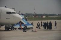 DEVLET HAVA MEYDANLARı İŞLETMELERI - 4 Ayda 20 Bin 616 Yolcu Çorlu Havalaalanı'nı Kullandı