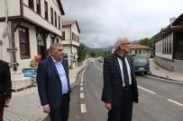 TACETTIN ÖZKARAMAN - Başkan Zeki Toçoğlu'ndan Taraklı'ya Ziyaret