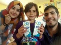 DÜNYA SÜT GÜNÜ - Bitlis Eren Üniversitesi 500 Öğrenciye Süt Dağıttı