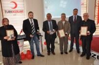 KÖKSAL ŞAKALAR - Bozüyük'te Kan Bağışçıları Ödüllendirildi