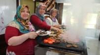 Bu Lokantada Köfteyi Kadınlar Pişiriyor