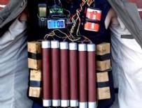 Van'da canlı bomba şüphelisi yakalandı