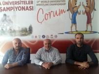 VOLEYBOL FEDERASYONU - Dünya Üniversitelerarası Güreş Şampiyonası Hazırlıkları Sürüyor