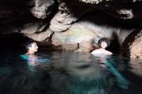 Kleopatra'nın Mağarası Ziyaretçilerini Ağırlıyor