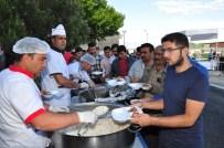 MUSTAFA TEMIZ - Kyk'lı Öğrenciler, Pilav Gününde Buluştu