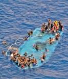 Libya Açıklarında Sığınmacı Teknesi Battı Açıklaması En Az 20 Ölü