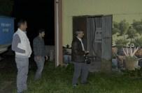 Malkara'da Trafoya Yıldırım Düştü