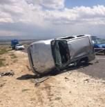 Niğde'de Trafik Kazası Açıklaması 1 Ölü, 5 Yaralı