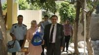 Reyhanlı'da 'Hoş Geldin Bebek' Projesi Ziyaretleri Hız Kesmeden Devam Ediyor
