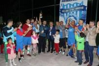 TÜRK SAĞLıK SEN - Şampiyonluk Kupasını Yaşar Coşkun'un Elinden Aldılar