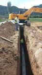 Turgutlu'nun Kanalizasyon Alt Yapısı Yenileniyor