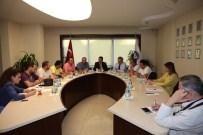 MUSTAFA BAYRAM - Üniversite Ve İnşaat Mühendisleri Odası İşbirliği Başlatıldı