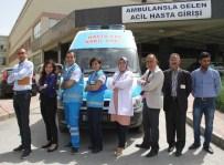 Van'da Hasta Nakil Hizmeti Başladı