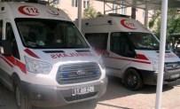 Yenipazar Devlet Hastanesi'ne Yeni Ambulans