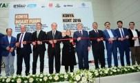 KEMAL ÇELIK - Yerel Yönetim İhtiyaçları Fuarı Açıldı